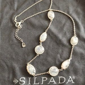 Silpada over the Moon Necklace, N2914